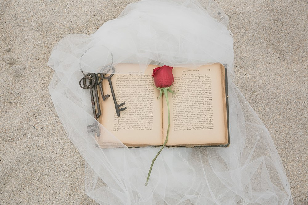 Beauty and the Beach - A Princess Inspired Blog | Claudia Rios Photography